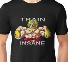 Broly Train Insane Unisex T-Shirt