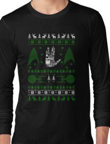 Christmas - For Star Trek Long Sleeve T-Shirt