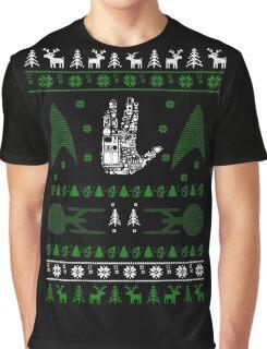 Christmas - For Star Trek Graphic T-Shirt
