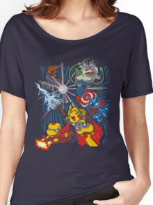 Avengermon! Women's Relaxed Fit T-Shirt