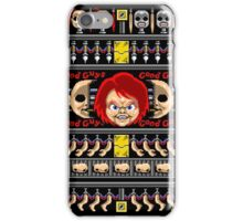 Good Guy, Ugly Sweater iPhone Case/Skin