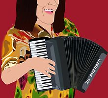 Weird Al Yankovic by Andrews23