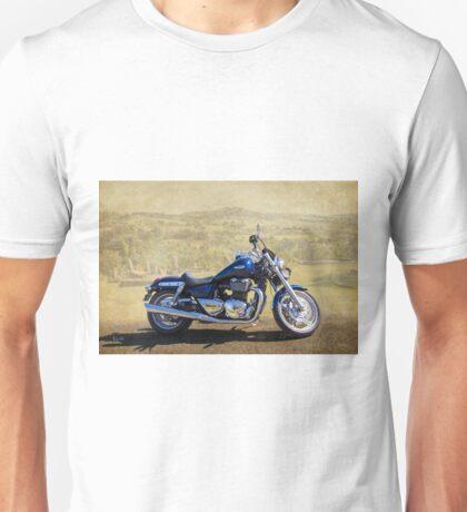 2 Wheeled Beauty Unisex T-Shirt