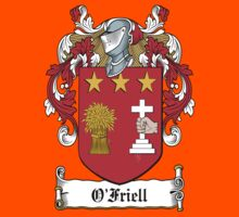 O'Friell Coat of Arms (Donegal) Kids Clothes