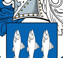 O'Gahan Coat of Arms (Donegal) Sticker