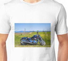 2 Wheels 2 Unisex T-Shirt