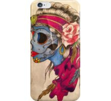 Gypsy Corpse iPhone Case/Skin