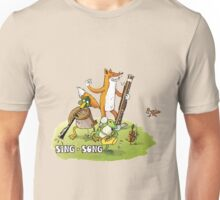 sing_song_animal Unisex T-Shirt