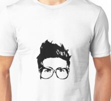 Joey Graceffa SIlhouette Head Unisex T-Shirt