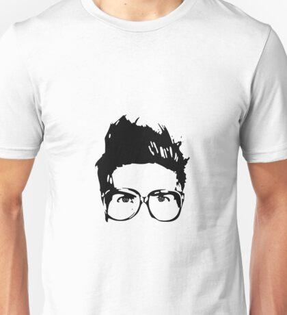 Joey Graceffa SIlhouette Head Unisex T-Shirt