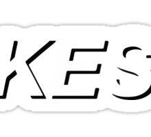 YIIIIIIKES! Sticker