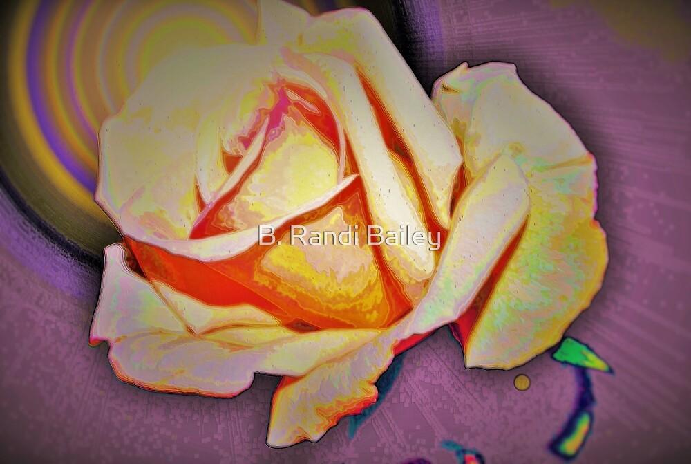 A rose in the sun by ♥⊱ B. Randi Bailey