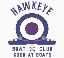 Hawkeye Boat Club Kids Clothes