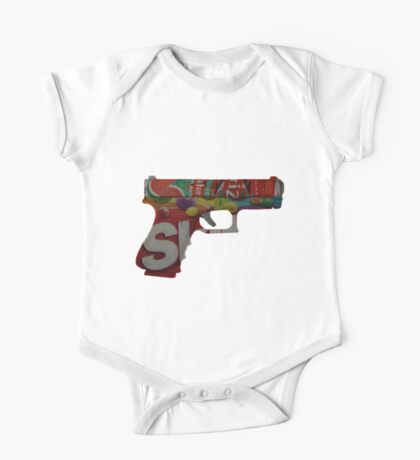 Armed and Dangerous One Piece - Short Sleeve