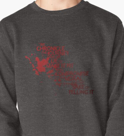 Chronicle Pullover