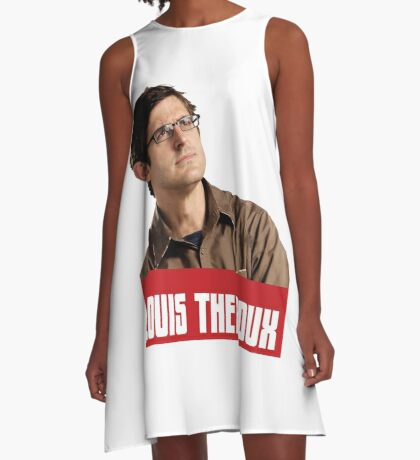 louis theroux A-Line Dress