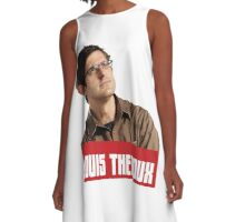 louis theroux A-Line Dress