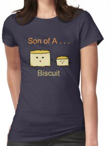 Son of a Biscuit Womens Fitted T-Shirt