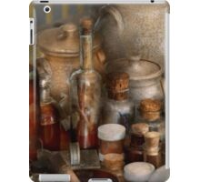 Chef - First class ingredients iPad Case/Skin