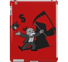 Death Money iPad Case/Skin