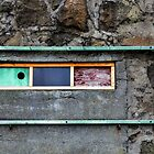Torshavn the Industrial Window of Color by Claire Walsh