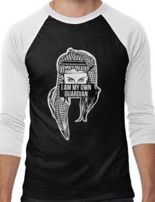 I Am My Own Guardian (English) Men's Baseball ¾ T-Shirt