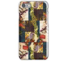 Painting the Geographic iPhone Case/Skin