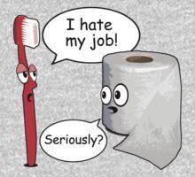 Funny Sayings - I hate my job One Piece - Long Sleeve