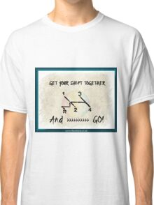 Get your VW shift Together Classic T-Shirt