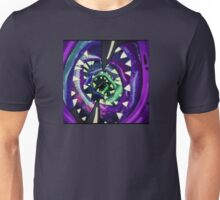 Trippy rick and morty Unisex T-Shirt