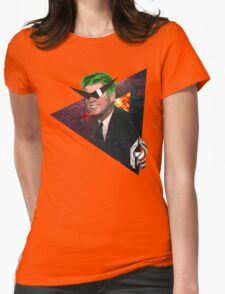Star Kennedy. Womens Fitted T-Shirt