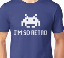 I'm So Retro Unisex T-Shirt