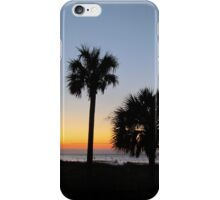 Tropical Palm Trees iPhone Case/Skin