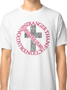 Bad Religion Typography Classic T-Shirt