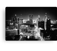 Detroit: Paris of the Midwest Canvas Print