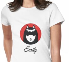 It's for all Emily across the globe! Womens Fitted T-Shirt