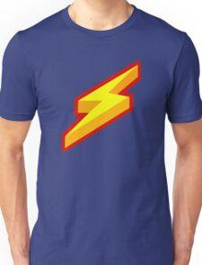 Lightning Bolt Logo Unisex T-Shirt