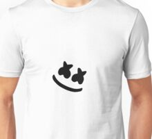 Marshmello design Unisex T-Shirt