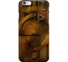 Steampunk - Dystopia - The Vault iPhone Case/Skin