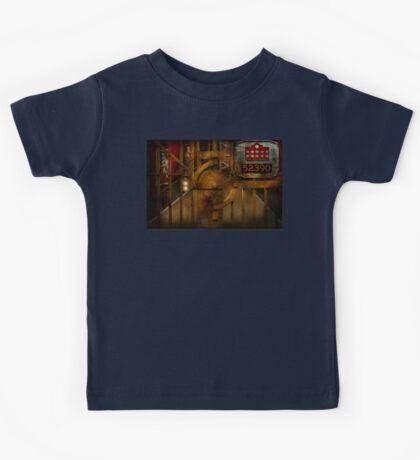 Steampunk - Dystopia - The Vault Kids Tee