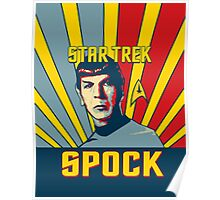Star Trek Spock Poster