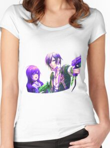lover anime  Women's Fitted Scoop T-Shirt