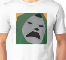 Dr. Doom Halftone Unisex T-Shirt