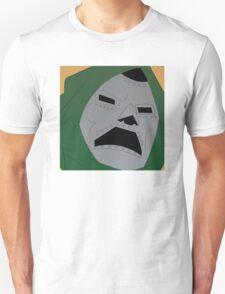 Dr. Doom Halftone T-Shirt