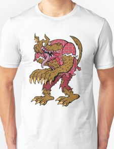 Big Bad Wolfman Unisex T-Shirt
