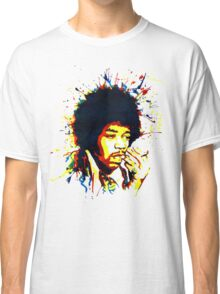 jimi colorful Classic T-Shirt