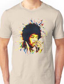 jimi colorful Unisex T-Shirt
