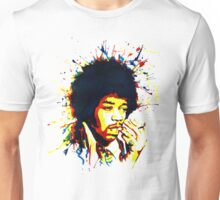 jimi colorful Unisex T-Shirt
