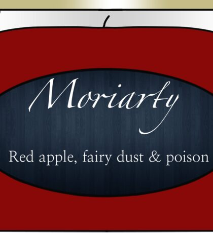 Moriarty - Candle Sticker