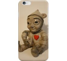 Tin man- Wizard of OZ iPhone Case/Skin